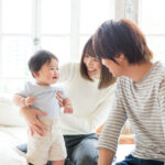 赤ちゃんの言葉が育つ声かけってどうしたらいいの?〜前編〜